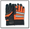 #295-298 Synthetic Leather Spandex® Gloves (Pair) 295, 296, 297, 298