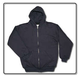 #647J Insulated Quilted Sweatshirt